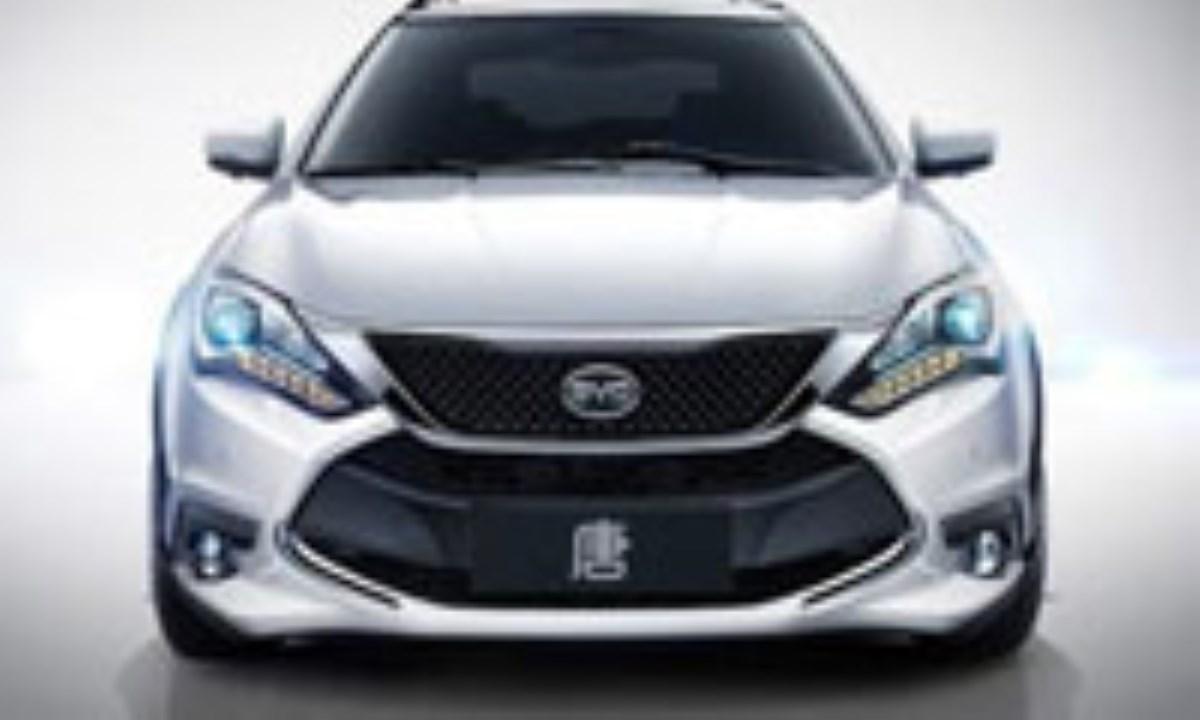 ساخت قدرتمندترین خودروی هیبریدی جهان در چین