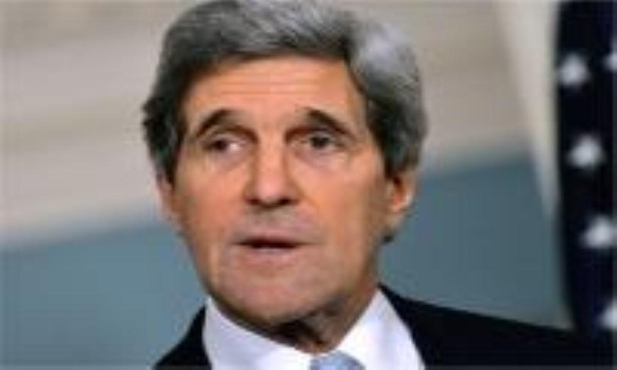 جان کری: آمریکا از حق اسرائیل برای دفاع از خود حمایت میکند