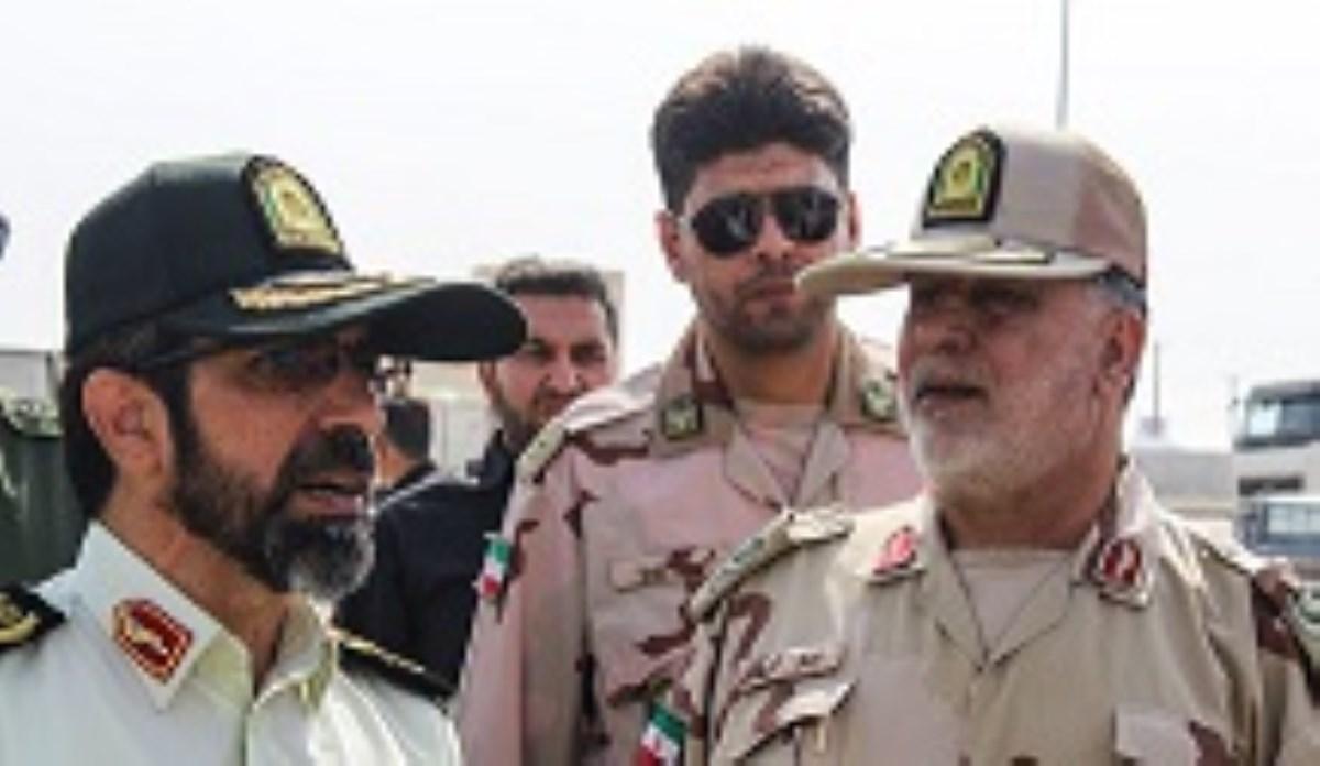 فرمانده قرارگاه اربعین ناجا: یکطرفه کردن محور مهران-ایلام فعلا منتفی است
