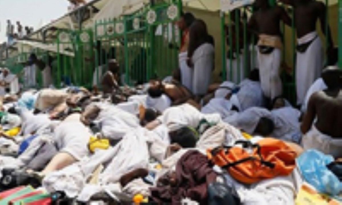 ۱۱ تن از خانواده های شهدای منا برای آزمایش DNA به عربستان می روند