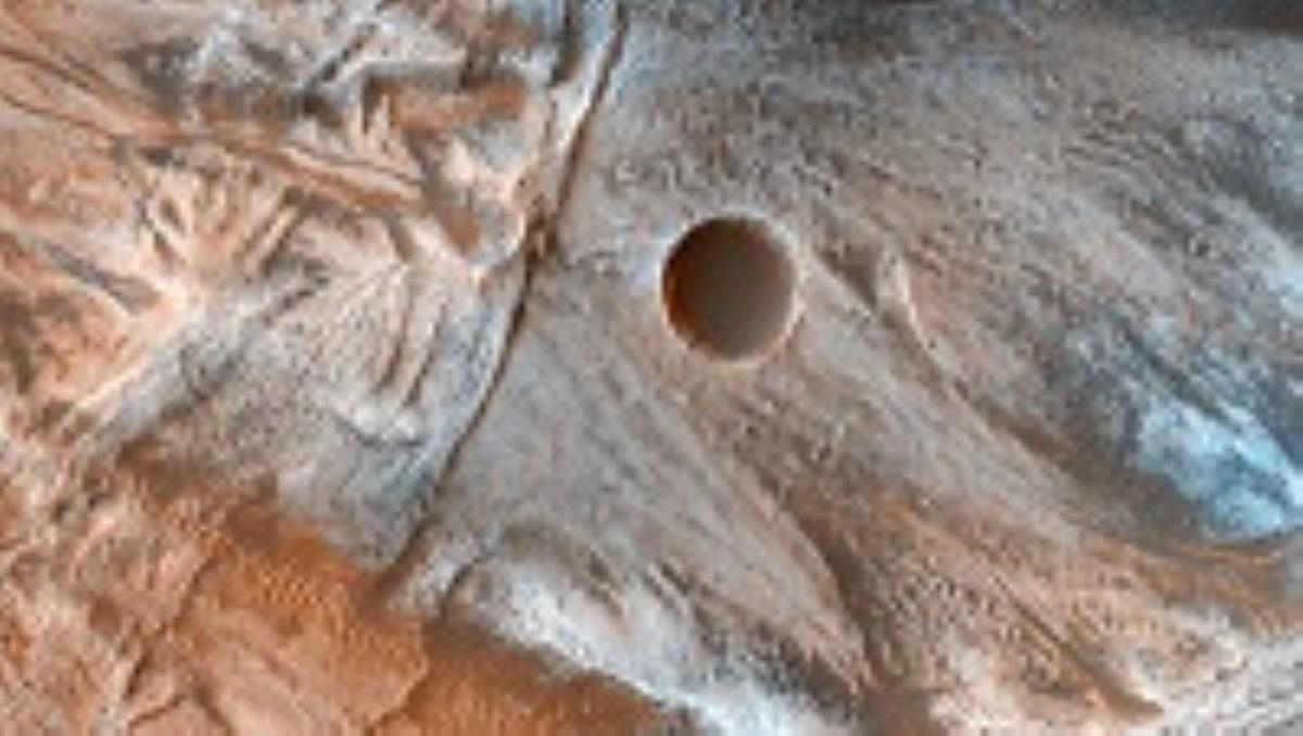 کشف اکسیژن در مریخ/