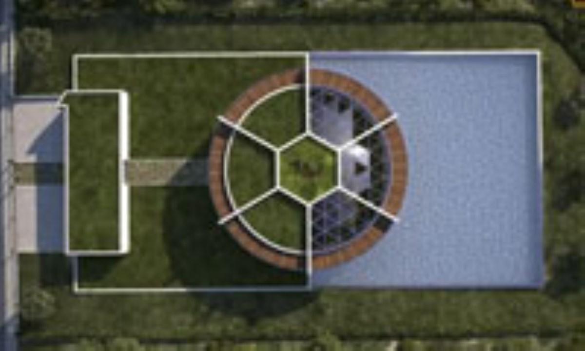 خانه جدید لیونل مسی در بارسلونا