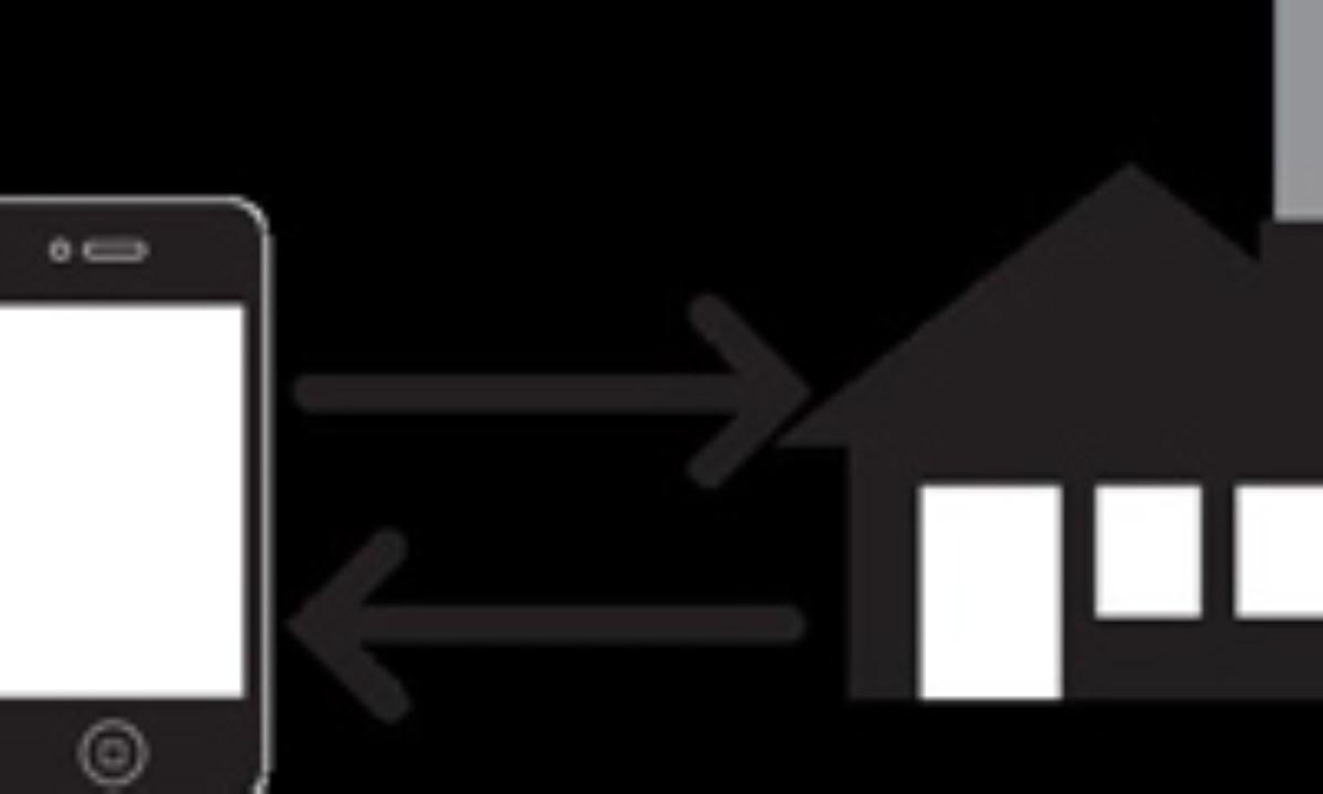 نرم افزار موبایلی برای کنترل خانه طراحی شد
