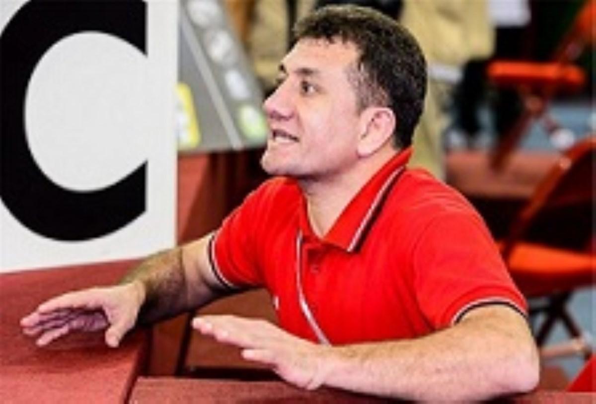 غلامرضا محمدی به عنوان سرمربی تیم ملی کشتی آزاد انتخاب شد