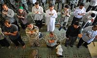 در حاشیه نماز جمعه امروز تهران