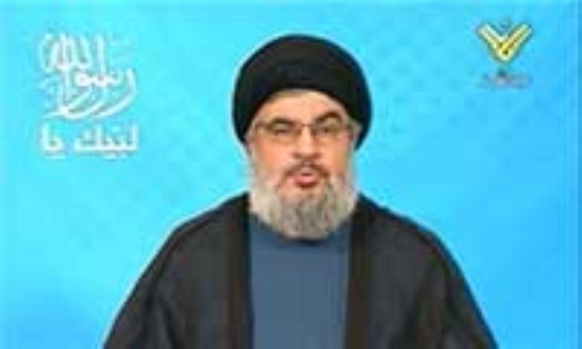 نصرالله: پرواز پهپاد نفوذی به عمق سرزمینهای اشغالی کار حزبالله بود