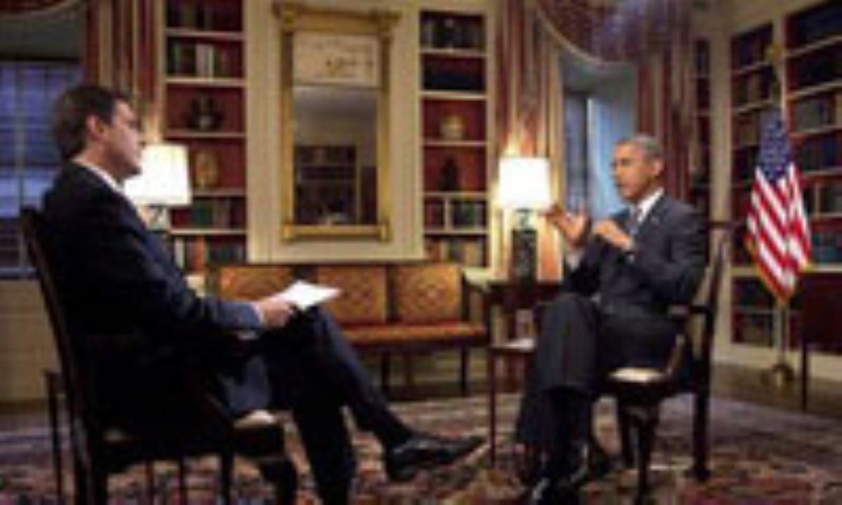 اوباما: مردم حق دارند درباره رای دادن به میت رامنی فکر کنند اما ...