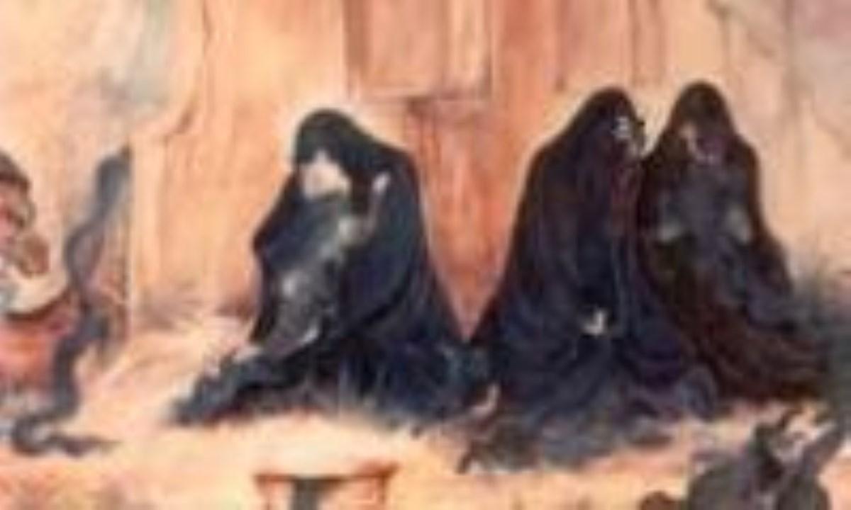 حضرت ام البنین مادر چهار شهید کربلا