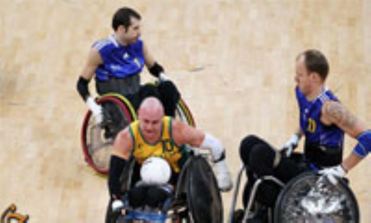 گزارش تصویری / رقابت های سومین روز از پارالمپیک 2012 لندن