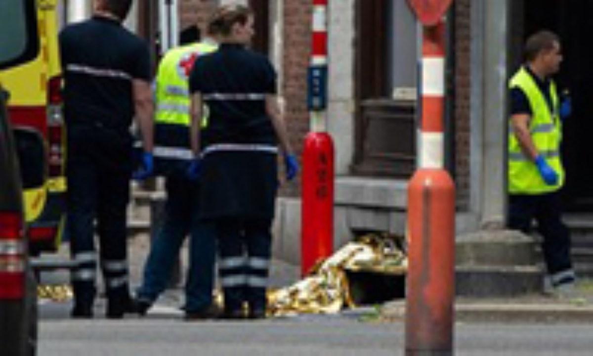 داعش مسئولیت حمله در بلژیک را به عهده گرفت