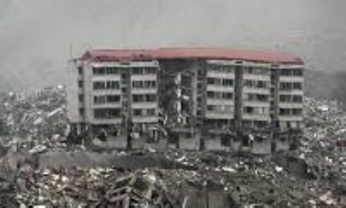 تولید قطعه ای برای حفاظت از ساختمان ها در برابر زلزله