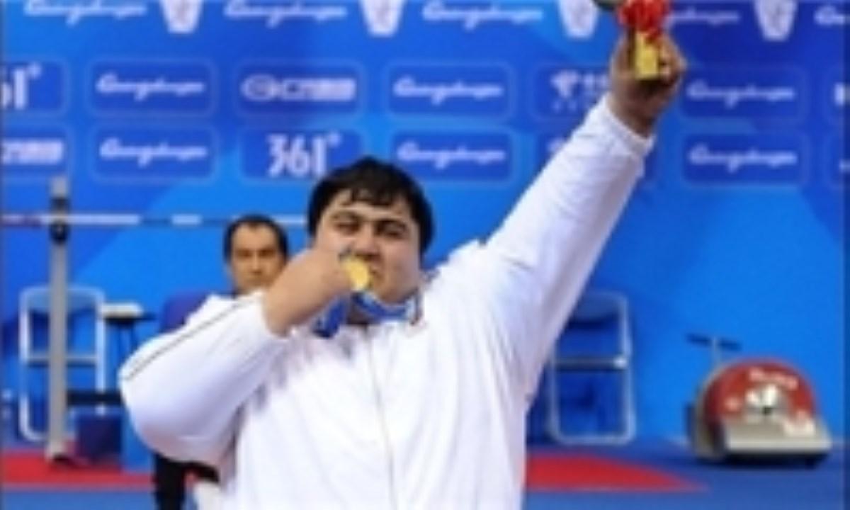 سیامند رحمان قویترین مرد پارالمپیک شد/ هشتمین مدال طلای کاروان دلوار