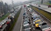 تولید برق از ترافیک!