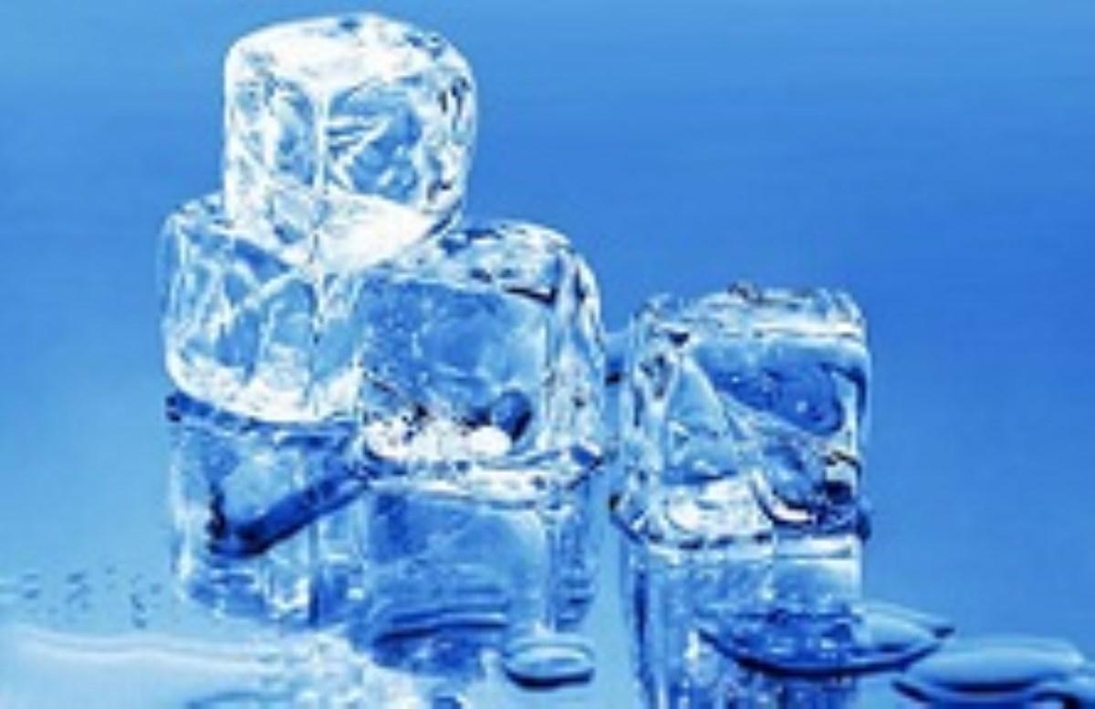 جادوی یخ زدن لحظهای آب/ فیلم