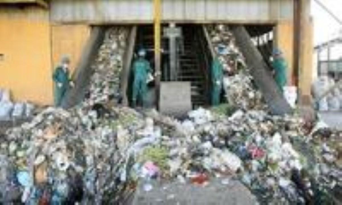 تفکیک و بازیافت 50 درصد زبالههای تهران تا پایان سال آینده