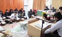 الأوقاف الإیرانیة تنظم ۵۰۰ محفل قرآنی بمشارکة ۱۲ قارئاً مصریاً