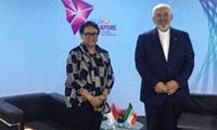 ايران واندونيسيا تبحثان توطيد العلاقات الاقتصادية