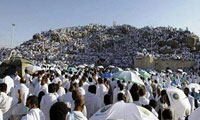 السعودية تمنح مقاعد الحج لقادة الحشد الشعبي العراقي