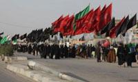 مواكب الاوقاف الايرانية تبدأ السبت بتقديم خدماتها لزوار الاربعينية في شلمجه