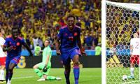 مونديال 2018: كولومبيا تنعش آمالها وتخرج بولندا من البطولة