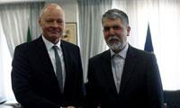 وزير الثقافة الإيراني: نطور العلاقات مع ألمانيا عبر الاستفادة من الفرص