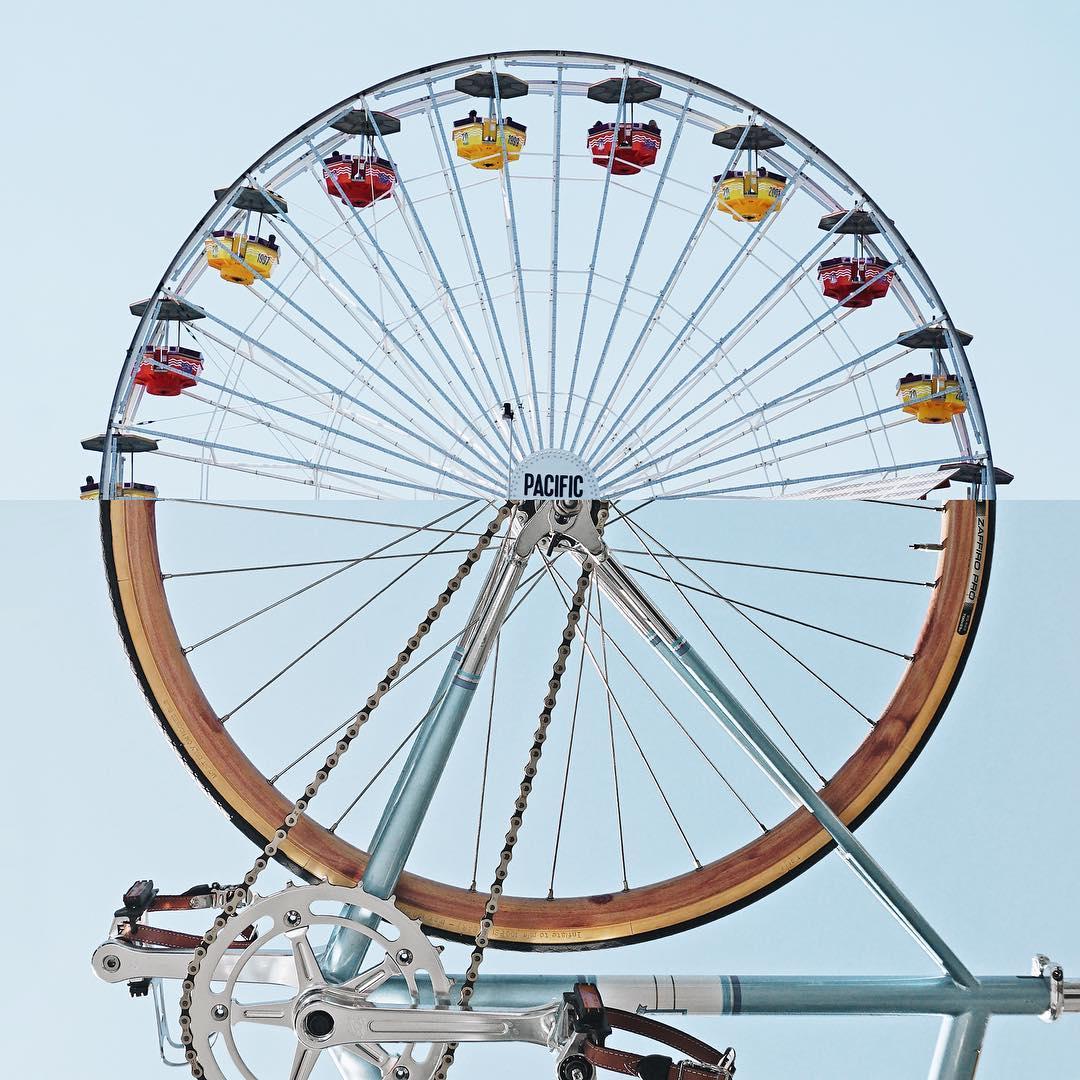 دوچرخه فلک