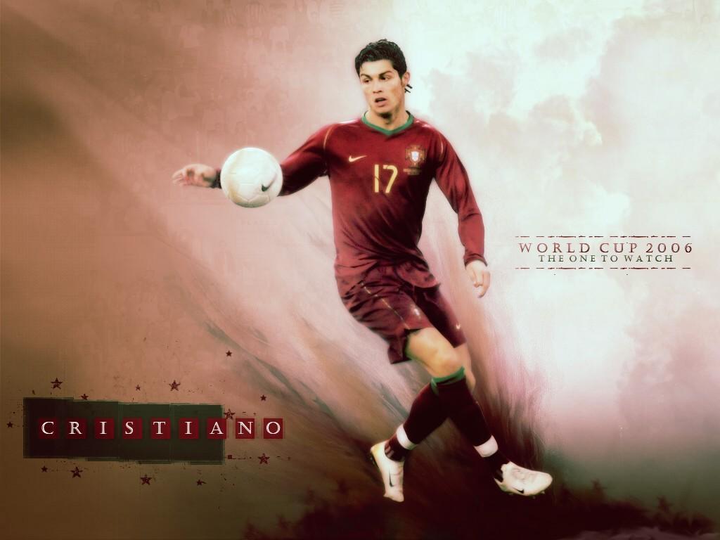 عکس کریستین رونالدو فوتبالیست