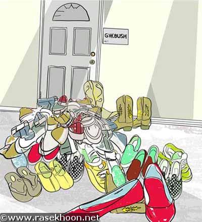 کاریکاتور بین المللی