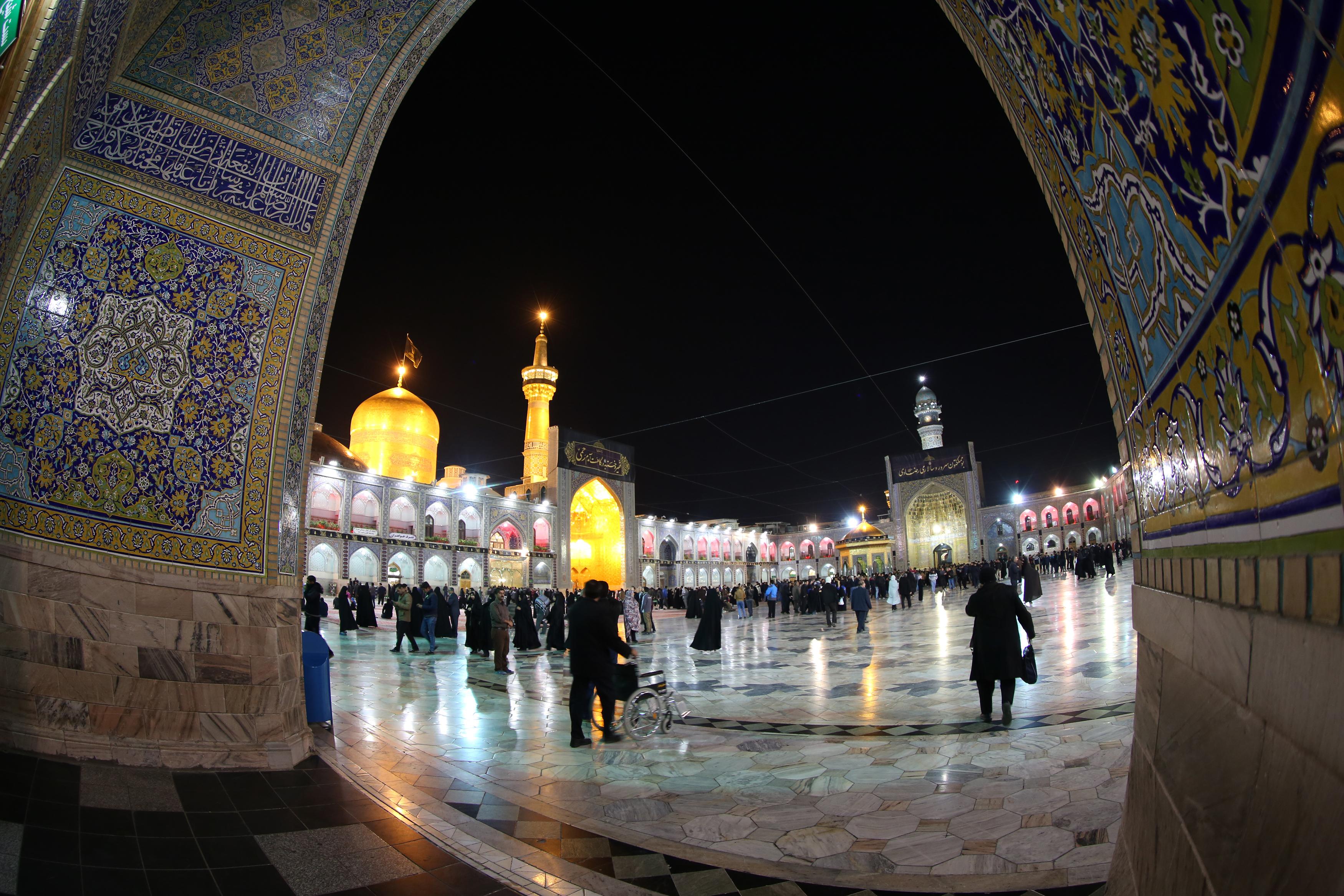 تصاویر مشهد مقدس حرم امام رضا