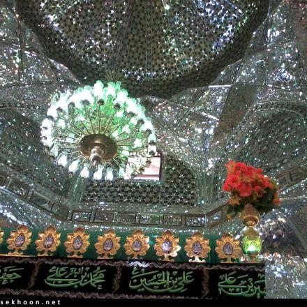 امامزاده سلطان محمد عابد علیه السلام عکاس مریم احتشامی