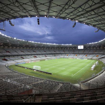 استادیوم های فوتبال جام جهانی 2014 برزیل