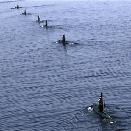 زیردریایی های کلاس غدیر