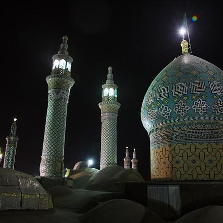 بقعه امامزاده محمد هلال بن علی علیه السلام