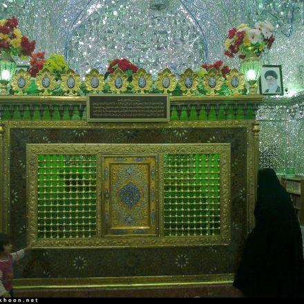 امامزاده سید طاهربن موسی الکاظم علیه السلام عکاس جواد ایزدی