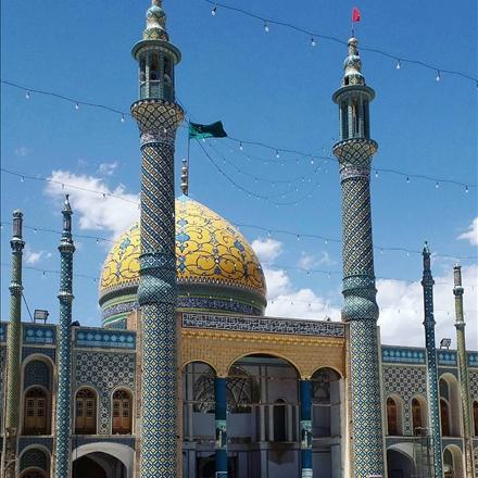 حضرت سلطان علی بن محمد باقر علیه السلام