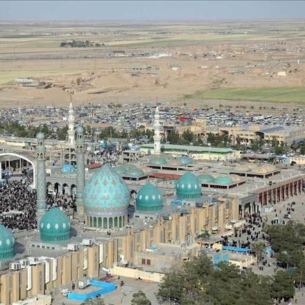 تصویر مسجد جمکران