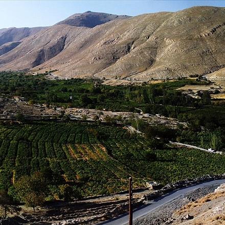 روستای هزاوه زادگاه امیرکبیر
