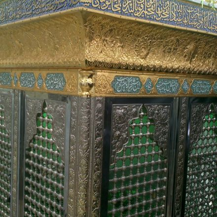 امامزادگان عبدالله و آمنه خاتون علیها السلام عکاس فاطمه صالحی