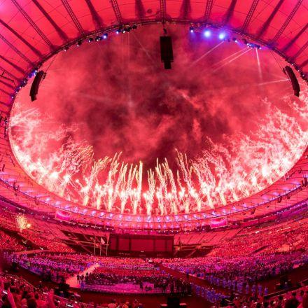 اختتامیه مسابقات پارا المپیک ریو