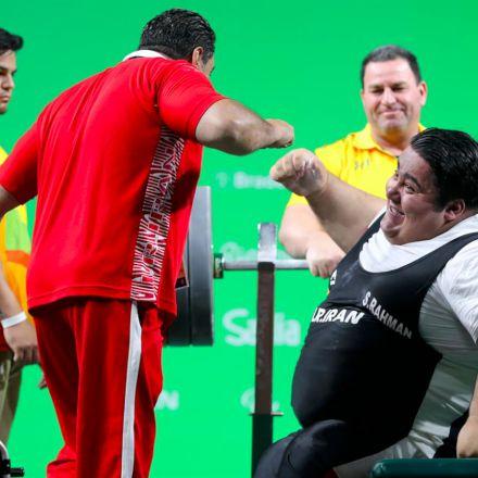 رکورد شکنی سیامند رحمان در پارا المپیک ریو