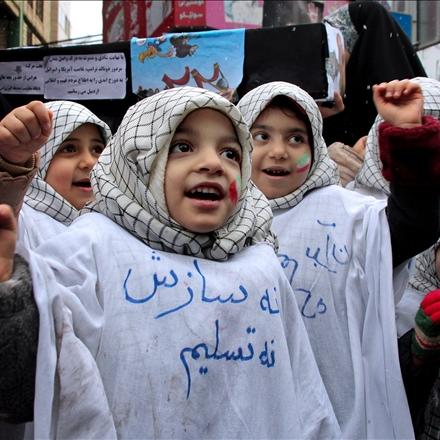 کودکان انقلاب