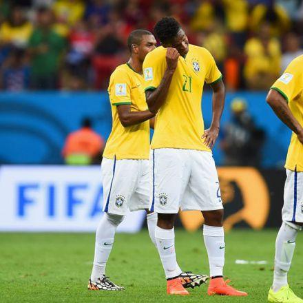 تصاویر بازی رده بندی جام جهانی 2014 - برزیل و هلند