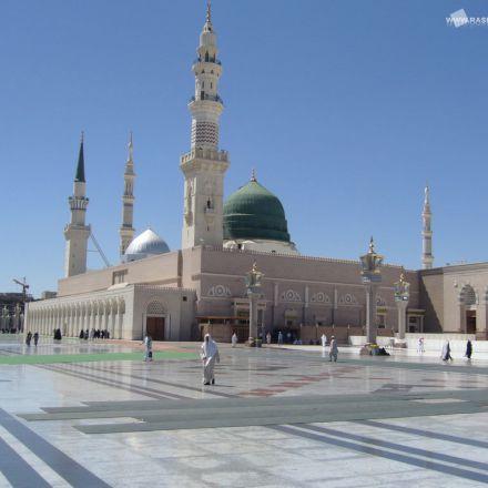 عکس مسجد النبی
