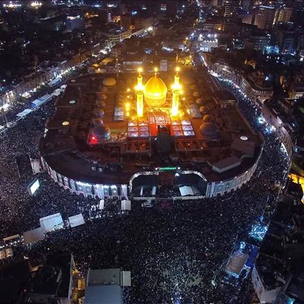 عکس حرم حضرت عباس علیه السلام