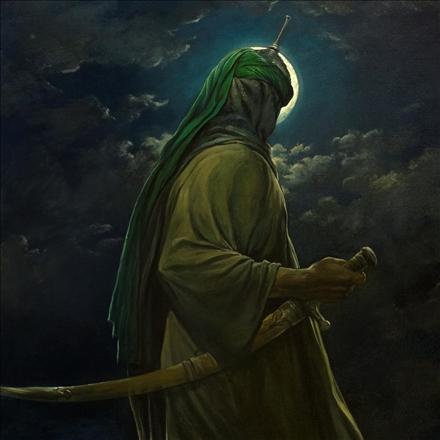 پوستر قمر بنی هاشم علیه السلام