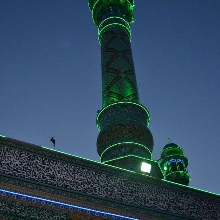 امامزاده طاهر علیه السلام عکاس سلمان بدیحی