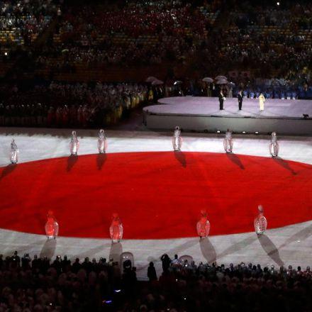 مراسم اختتامیه المپیک ریو 2016