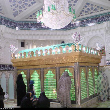 امامزاده عبدالله علیه السلام عکاس فرشته افشاری