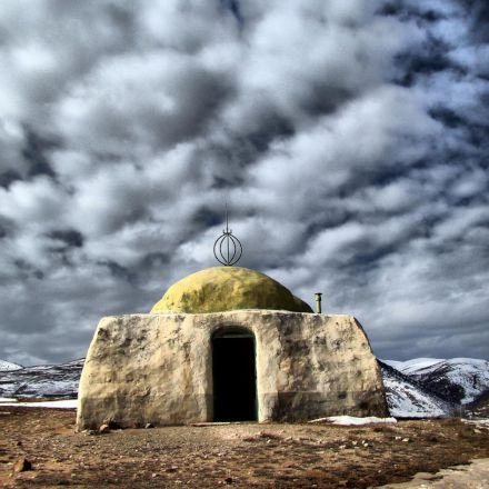 امامزاده محمد علیه السلام عکاس علی اصغر کلانتر