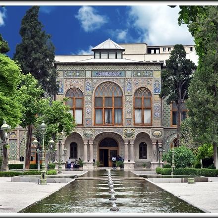 تصاویر کاخ گلستان